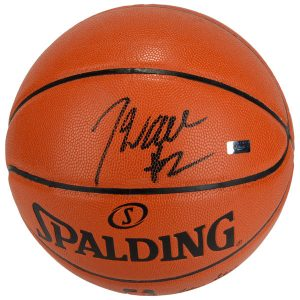 Autographed Washington Wizards John Wall Spalding Replica Basketball