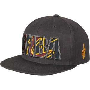 Mitchell & Ness Insider Reflective Snapback Adjustable Hat