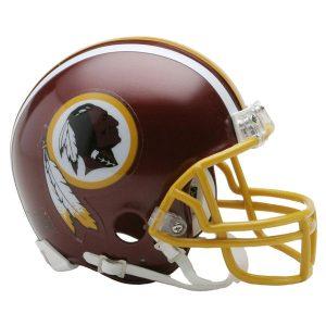Riddell Washington Redskins VSR4 Mini Football Helmet