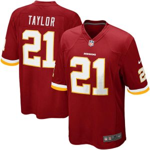 Sean Taylor Washington Redskins Nike Retired Player Game Jersey