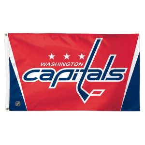 Washington Capitals WinCraft Deluxe 3′ x 5′ Flag