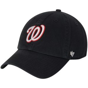 Washington Nationals '47 BL Clean Up Adjustable Hat