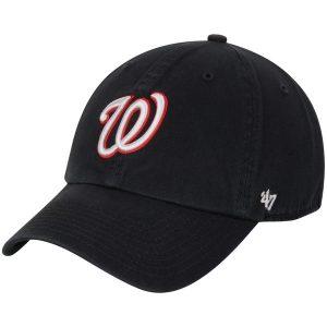 Washington Nationals '47 BL Clean Up Adjustable Hat
