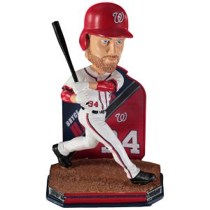 Washington Nationals Bryce Harper Name & Number Bobblehead