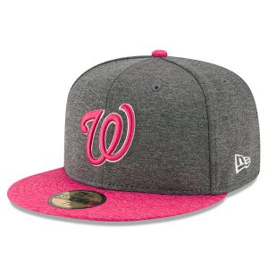 Washington Nationals New Era Mother's Day 59FIFTY Fitted Hat
