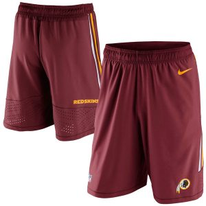 Washington Redskins Nike Speed Vent Performance Shorts
