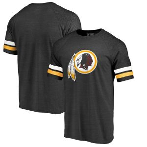 Washington Redskins Pro Line Refresh Timeless Tri-Blend T-Shirt