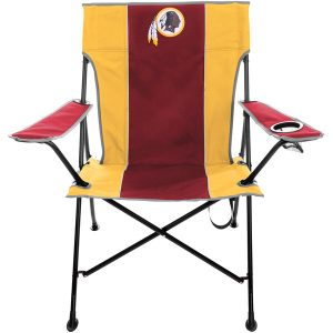 Washington Redskins Tailgate Quad Chair with Click & Carry Strap
