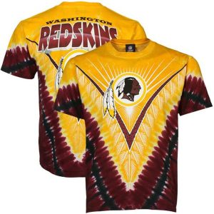 Washington Redskins Tie-Dye Premium T-shirt