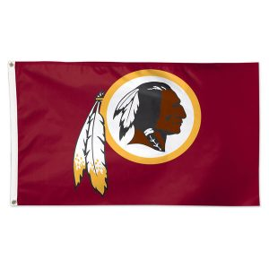 Washington Redskins WinCraft Deluxe 3′ x 5′ Logo Flag