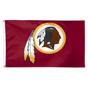 Washington Redskins WinCraft Deluxe 3′ x 5′ Logo Flag