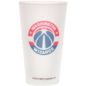 Washington Wizards Frosted Pint Glass
