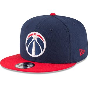 Washington Wizards New Era 2-Tone 9FIFTY Adjustable Snapback Hat