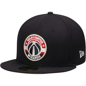 Washington Wizards New Era Current Logo 59FIFTY Fitted Hat