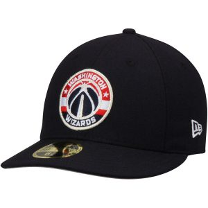 Washington Wizards New Era Official Team Color Low Profile 59FIFTY Fitted Hat
