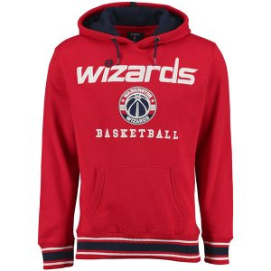 Washington Wizards UNK MVP 2.0 Pullover Fleece Hoodie