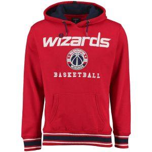 Washington Wizards UNK MVP 2.0 Pullover Fleece Hoodie