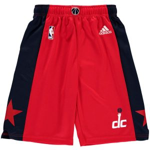 Washington Wizards adidas Youth Replica Shorts