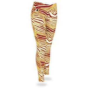 Women's Washington Redskins Zubaz Leggings