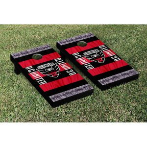 D.C. United 2′ x 4′ Scarf Cornhole Game Set