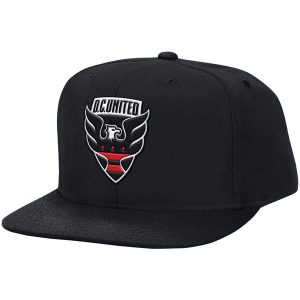 D.C. United Mitchell & Ness MVP Classic Adjustable Snapback Hat