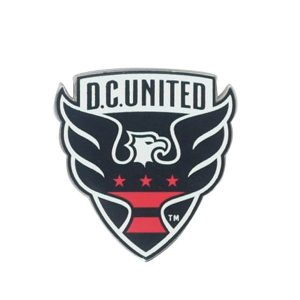 D.C. United Team Logo Pin