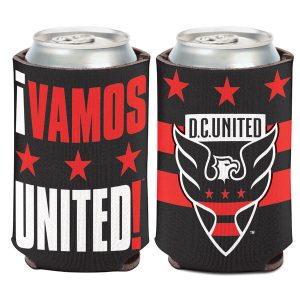 D.C. United WinCraft Logo Can Cooler