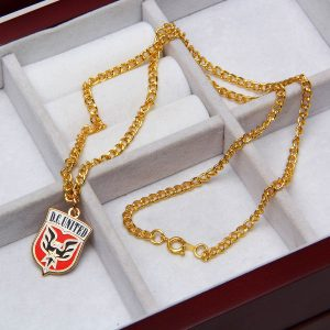 D.C. United WinCraft Logo Necklace
