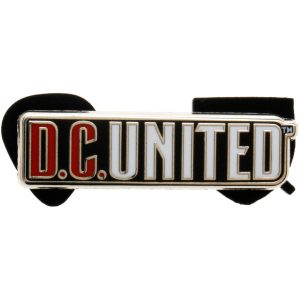 D.C. United Wordmark Pin
