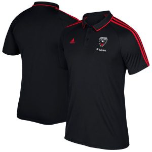 D.C. United adidas Coaches climalite Polo
