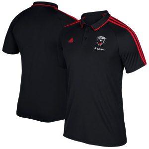 D.C. United adidas Coaches climalite Polo