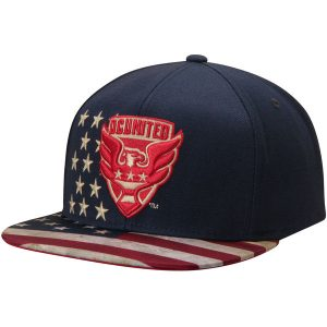 D.C. United adidas Patriotic Snapback Adjustable Hat