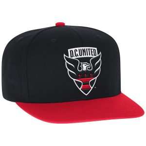 D.C. United adidas Sublimated Underbill Snapback Adjustable Hat