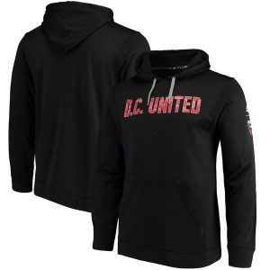 D.C. United adidas Tactical Block Ultimate Performance Pullover Hoodie