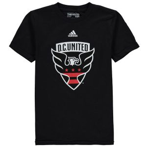 D.C. United adidas Youth Primary Logo T-Shirt