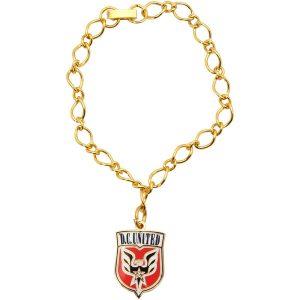 DC United WinCraft 1″ Charm Bracelet
