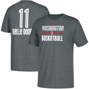 Elena Delle Donne Washington Mystics adidas Name & Number T-Shirt