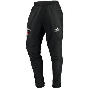 Men's D.C. United adidas Black Anthem Pants