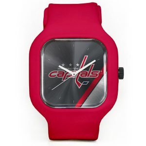 Washington Capitals Modify Watches Unisex Silicone Watch