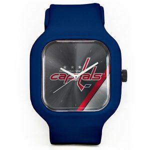 Washington Capitals Modify Watches Unisex Silicone Watch
