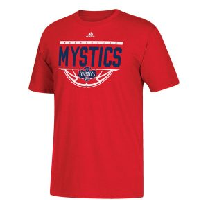 Washington Mystics adidas Balled Out T-Shirt