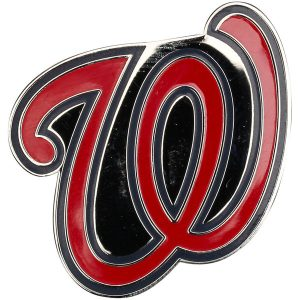 "Washington Nationals WinCraft ""W"" Team Pin"