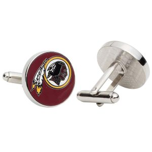 Washington Redskins Team Logo Cufflinks