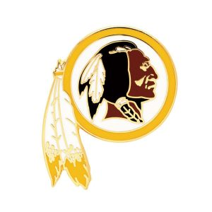 Washington Redskins WinCraft Primary Logo Pin