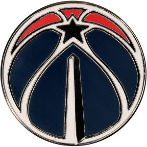 Washington Wizards WinCraft Basketball Team Pin
