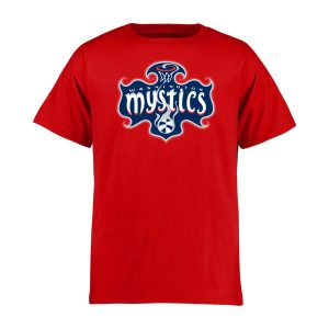 Washington Mystics Youth Primary Logo T-Shirt